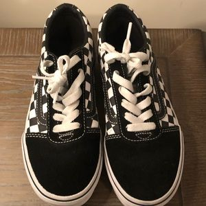 Youth Size 3 Vans